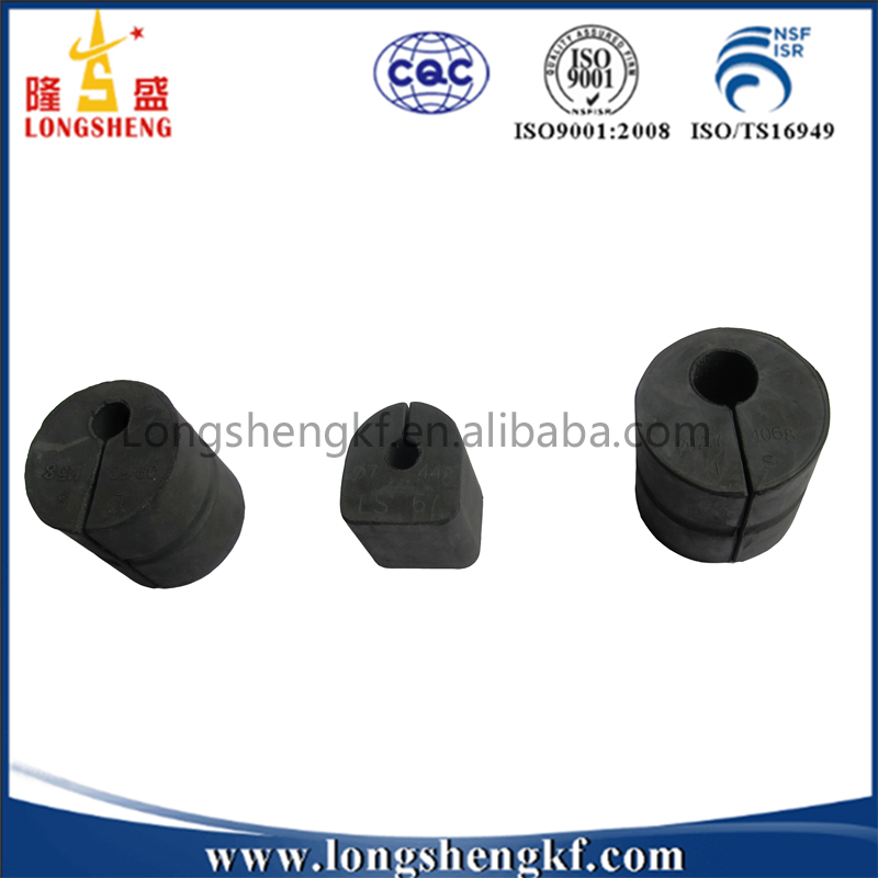 Anti Vibration Shock Absorber Rubber Bushing Mounts for A/C Copper Pipe