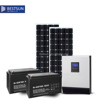 manufacturer high conversion rate energy BPS-1000M BESTSUN solar power system