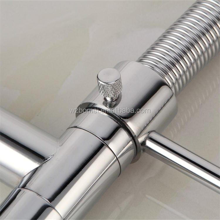 kitchen pressure faucet price with LED