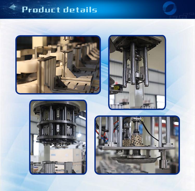 Yixin Tecnologia di latta quadrato può fare macchine
