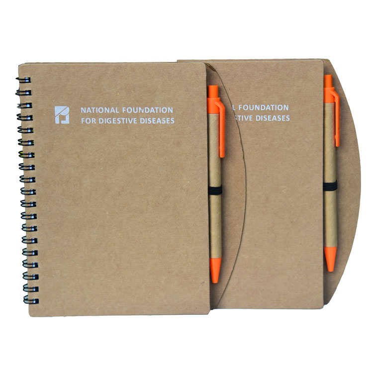 Kraft Paper Note books & agenda Kraft composition notebook dairies book