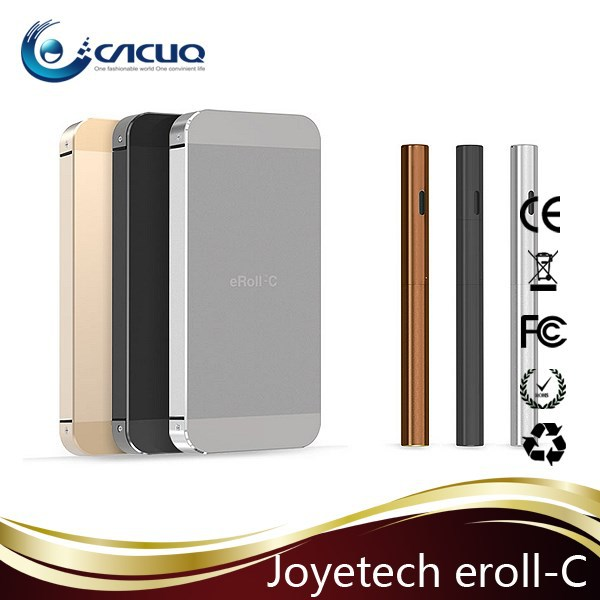 2014 E Cigarette Authorized Joyetech eRoll-C with 1000mAh Lithium Battery PCC