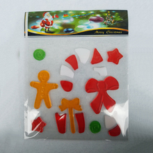 merry christmas window perforated tint film sticker