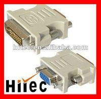 VGA to DVI connector