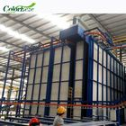 Alibaba Express Best Selling Products Vertical Aluminium Profile Powder Coating Production Line