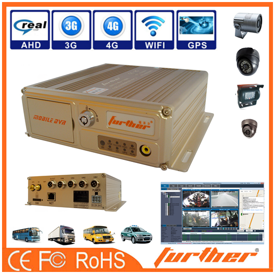 High Quality Wholesale Custom Cheap H.264 4Channel dvr net digital video recorder with 3.5&ampquotScreen With the Best