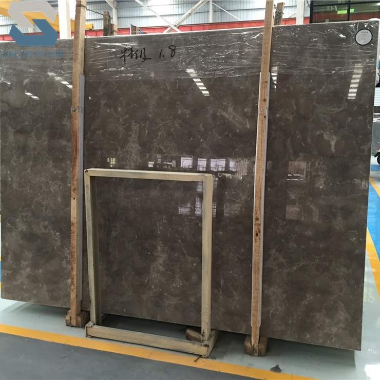 Polished China athena persian grey marble slabs and tiles