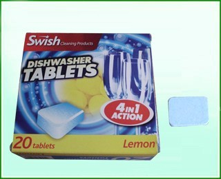 High Quality Auto Dishwasher Tablet