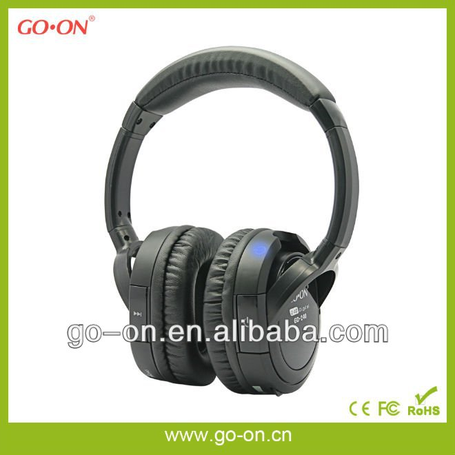 2.4G wireless headphone with stereo sound for computer/PC/Laptop