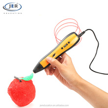 JER offer RP700A doodle 3d printing& writing pen with OLED screen