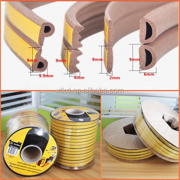 Self-adhesive Rubber Seal Strip, Self-adhesive Rubber Seal Strip ...