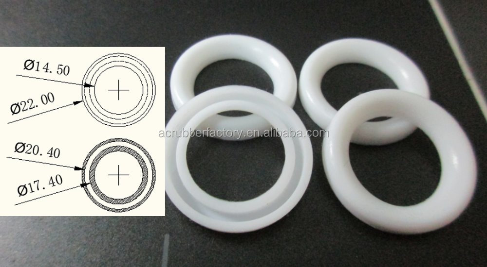 hole plug washer thin flat washer flat rubber gaskets lock electrinic sealing ring with groove