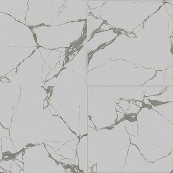 Vitrified White Sparkle Stone Countertop Floor Tiles Desh Price