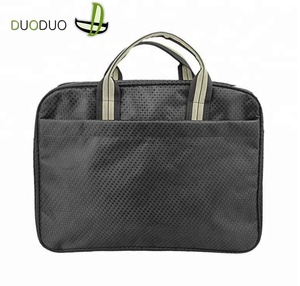 Oxford cloth computer handbag, customizable office bag, document storage bag