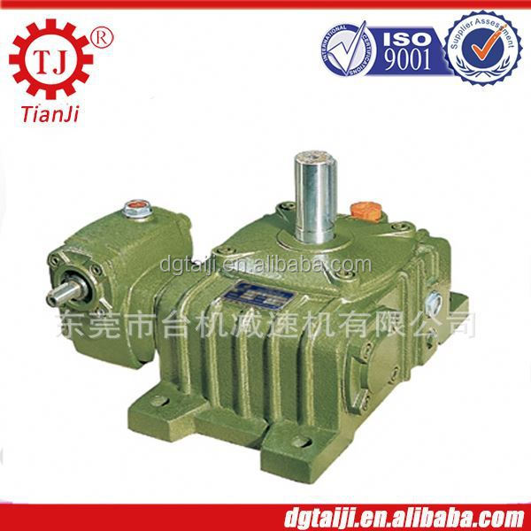Wire and Cable Machine Worm speed reducer