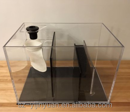 Acrylic Fish Tank Prices Acrylic Fish Tank Prices Suppliers And - Acrylic aquariumfish tank clear round coffee table with acrylic