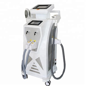 3 in 1 Multifunction Elight IPL RF ND Yag Laser hair removal machine tattoo removal machine