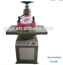 Swing Arm Leather Clicking Machine