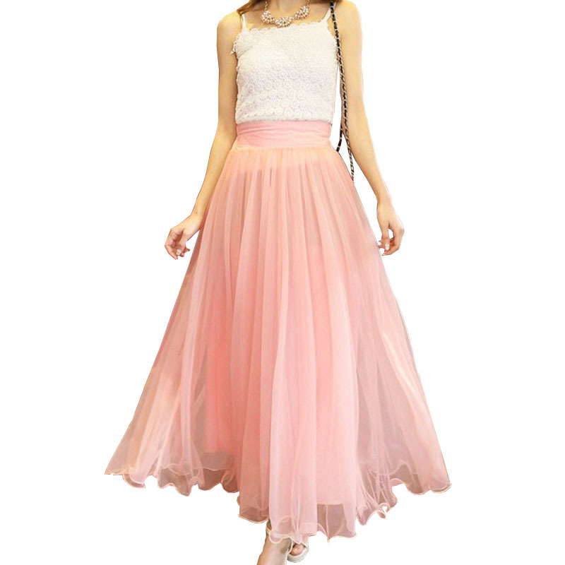 Long Flowy Skirt 47