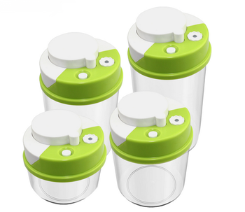 58d05760318 Plastic Push Type Vacuum Food Storage Box - Buy Storage Box ...