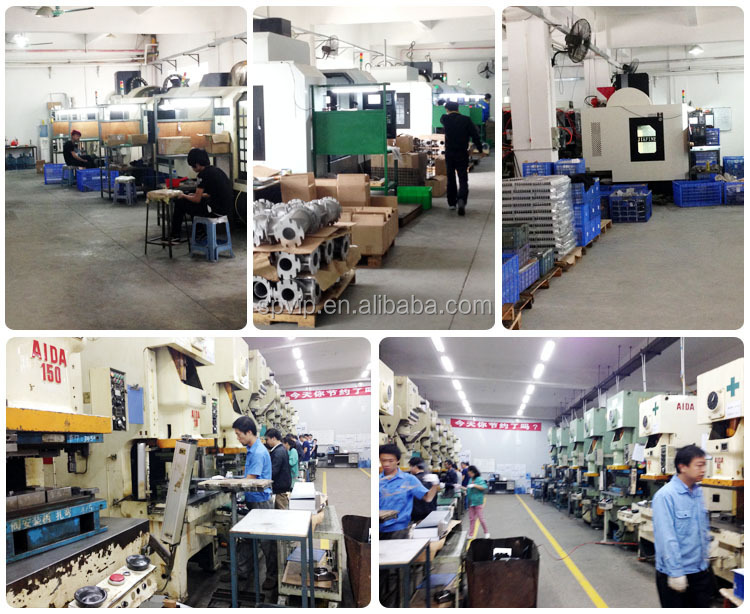2017 New design wholesale central machinery parts, machinery spare parts