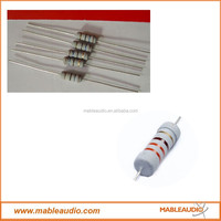 3watt metal oxide film resistor for audio amplifier