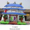 Guangzhou factory price indoor inflatable toy for kids