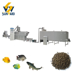 Capacity 300-500 kilograms belt drive cattle poultry livestock fish feed pellet making mill machine for sale uk