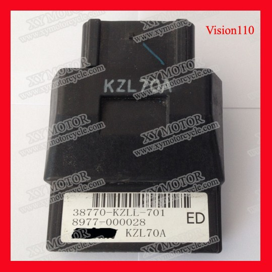 38770-kzll-701 Motorcycle Ecu Cdi Unit Box Igniter Assembly With ...