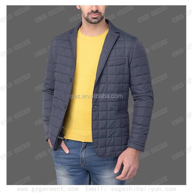 2017 new men winter fashion cotton coat