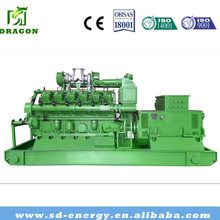 500kw energy-saving power generator natural gas for sale