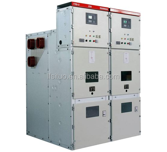 KYN28A 6kv Metal Clad Customized power control and distribution cabinet