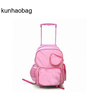 /product-detail/fashion-pink-school-trolley-bag-1949782550.html