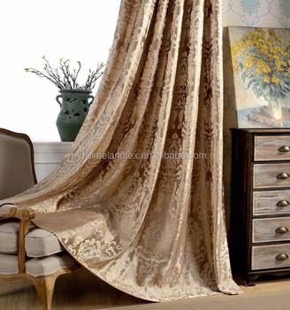 jacquard schaduw venster verduisteringsgordijn stof moderne gordijnen woonkamer de slaapkamer keuken raam gordijnen