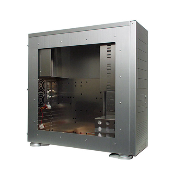 new design computer metal case with ISO/TS16949:2009 certificate