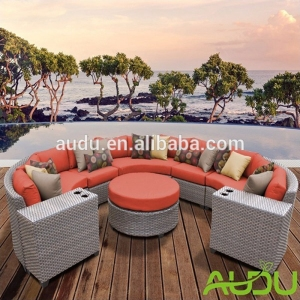 Alaska Patio Outdoor Garden Wicker Rattan Furniture