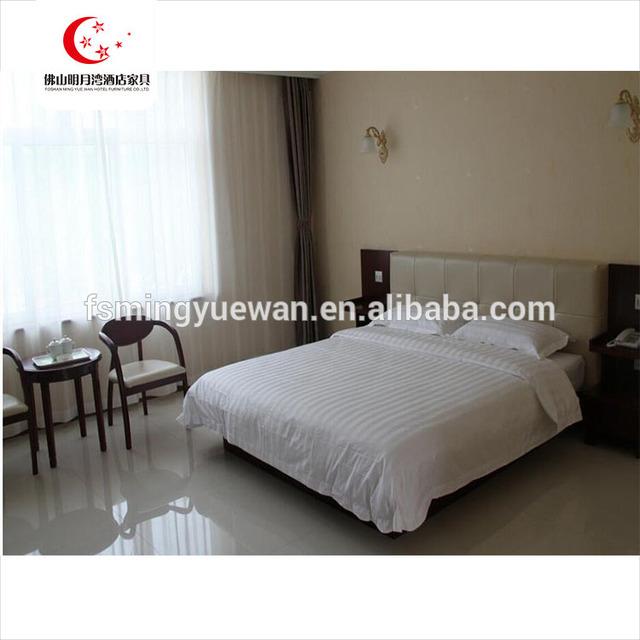 Eco Friendly Lounge Hotel Commercial Furniture Bedroom Set