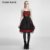 LQ-040 Lolita Style Strapless Evening Dress Costume Sling Corset Dress