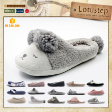Cheap Warm Wholesale Direct Manufacture Indoor Use Winter Slippers