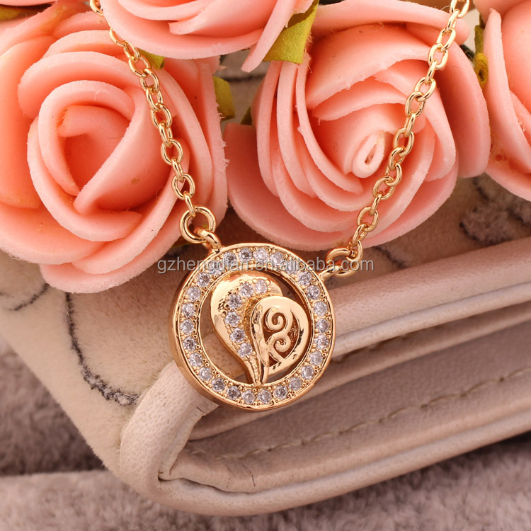 Jewellery Pendant 18k Saudi Gold Jewelry Simple Gold Plated Heart Pendant Necklace Designs For Best Friend Buy Pendant Pendant Necklace Gold Plated Heart Pendant Product On Alibaba Com