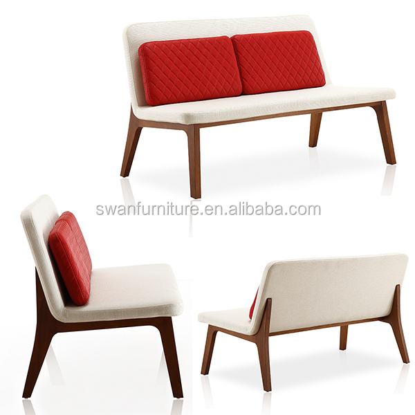 popular sala de muebles de diseo escandinavo