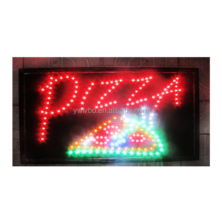 Led PIZZA Message Board