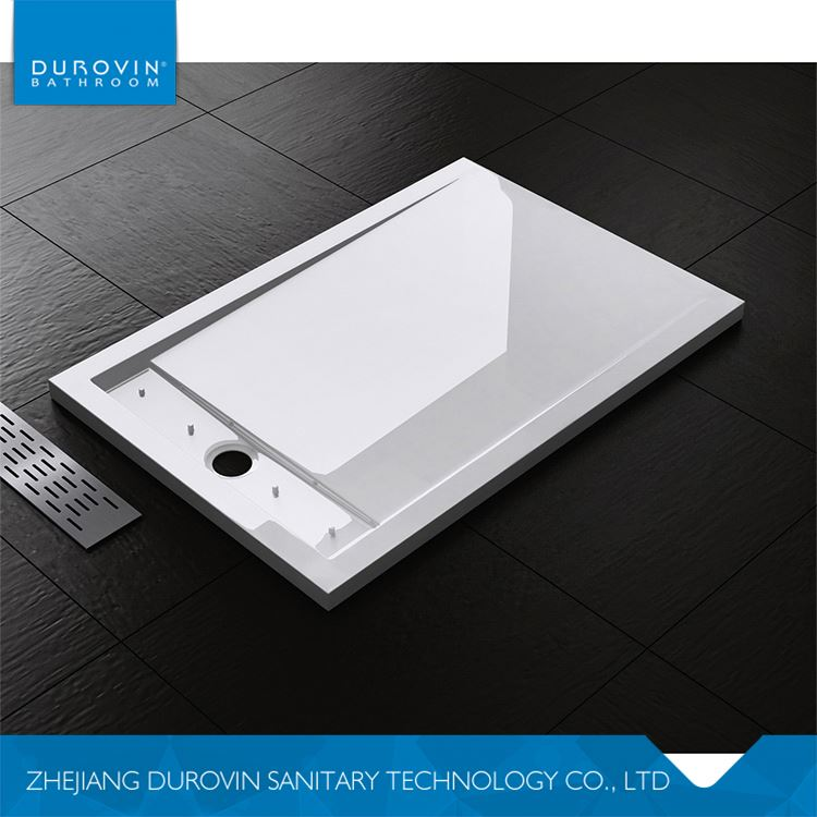 New coming custom acrylic shower base,deep shower base tray