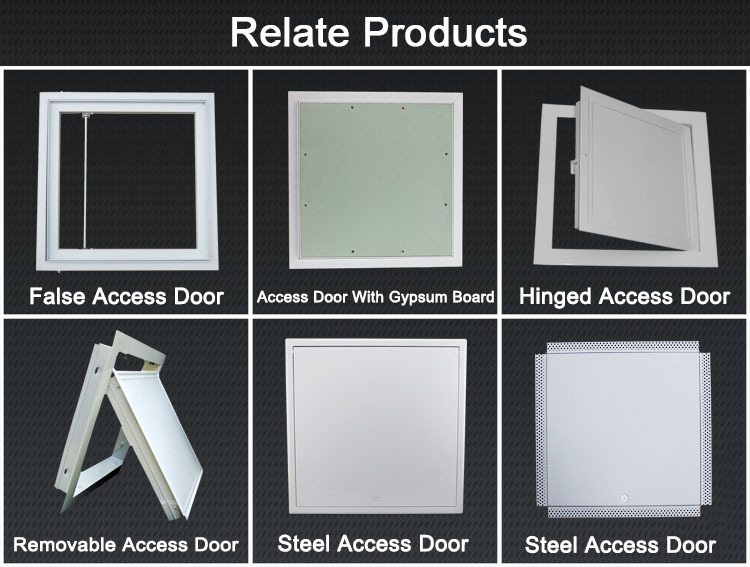 Hvac Metal Shower Access Panel Roof Access Door Buy