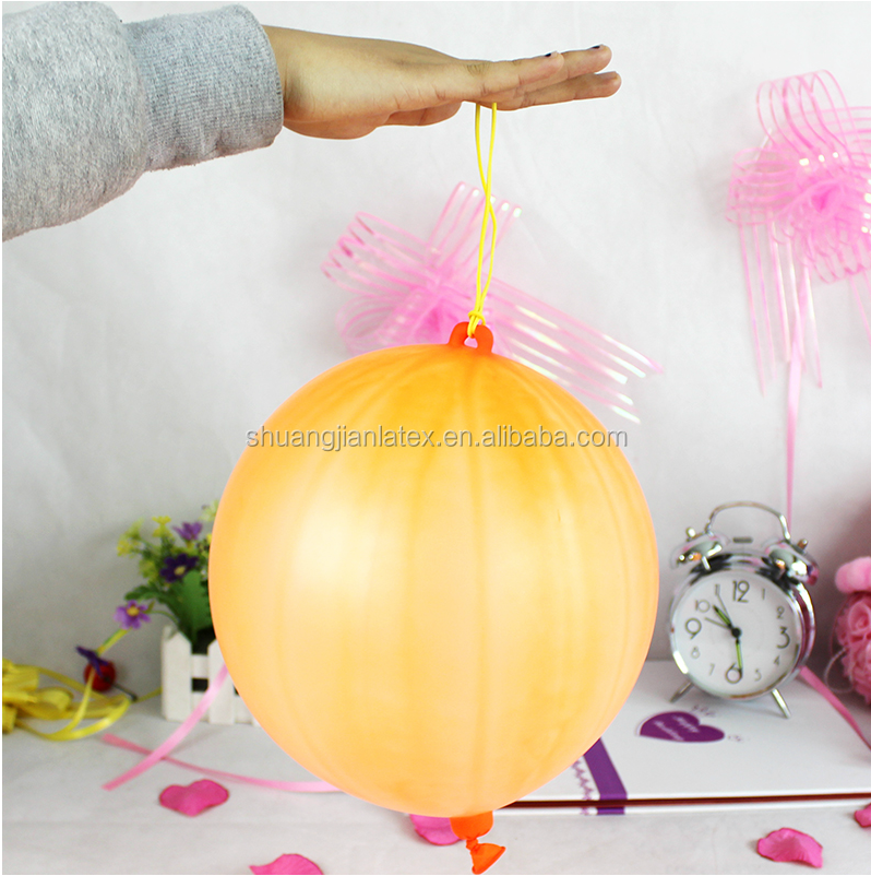 Fashion Type China Wholesale 18 Inch Punch Ball Balloons