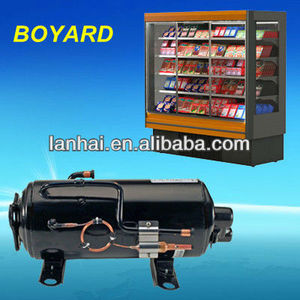CE RoHS horizontal Refrigeration compressor for used refrigeration units for trucks