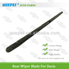 Dacia lodgy MPV classical rear wiper blade,Renault's brand Dacia car auto parts