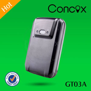 Concox GT03A container tracking device cargo tracking Long standby asset tracker