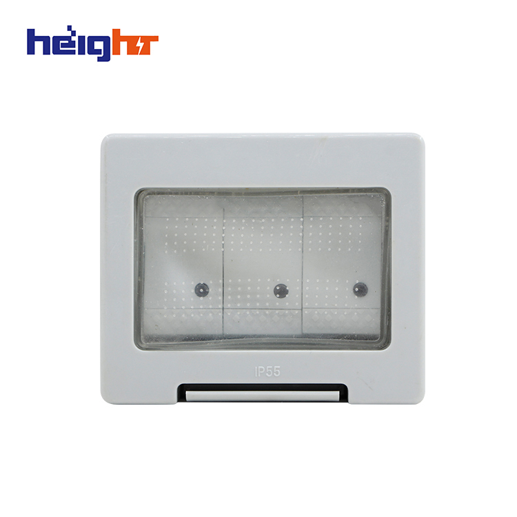 Home Appliances Waterproof Ip66 Electrical Socket Plug Outdoor Power Outlet With On Off Switch New Elegant Shape Home Appliance Parts