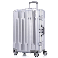 Abs/pc spinner <span class=keywords><strong>bagages</strong></span> mode trolley shell dur roulement suitcae